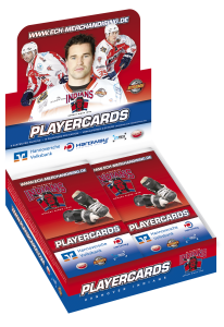Teaser Picture fuer Playercards 2009/10 Hannover Indians