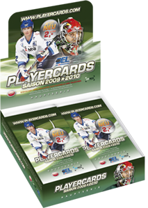 Teaser Picture fuer Playercards 2009/10 Hauptserie