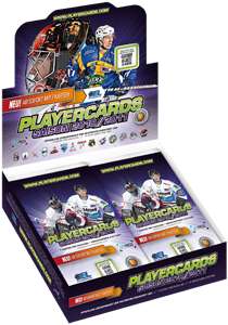 Teaser Picture fuer Playercards 2010-2011 DEL-Serie