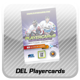 Logo Playercards 2010-2011 DEL-Serie