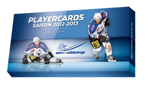 Teaser Picture fuer Playercards SERC Wild Wings