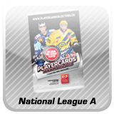 Logo NLA Playercards 2012-2013