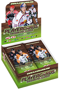 Teaser Picture fuer Playercards 2013-2014 DEL Hauptserie