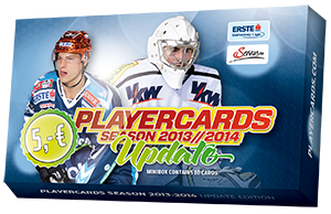 Teaser Picture fuer Playercards 2013-2014 EBEL Update