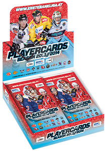 Teaser Picture fuer Playercards 2013-2014 Erste Bank Eishockey Liga