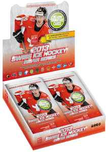 Teaser Picture fuer Playercards Swiss Icehockey Silver Series 2013