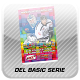 Logo Playercards 2014-2015 DEL Basic Serie