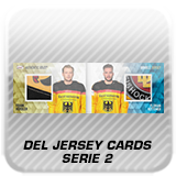 Logo DEL Serie 2 Jersey Cards 17-18