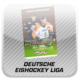 Logo Playercards 2013-2014 Deutsche Eishockey Liga