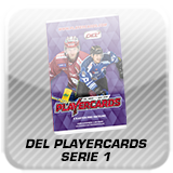 Logo  DEL Playercards Serie 2017-2018
