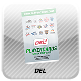 Logo  DEL Playercards 2019-2020