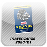 Logo  DEL Playercards 2020/21